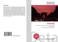 Capa do livro de Sid Eudy