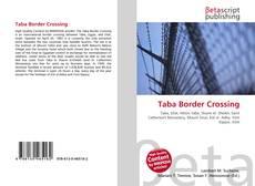 Bookcover of Taba Border Crossing