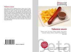 Bookcover of Tabasco sauce