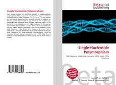 Buchcover von Single-Nucleotide Polymorphism