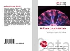 Bookcover of Uniform Circular Motion