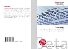 Bookcover of Theology