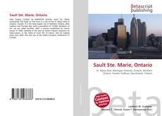 Buchcover von Sault Ste. Marie, Ontario