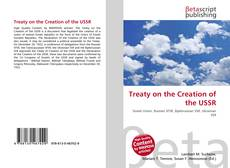 Bookcover of Treaty on the Creation of the USSR