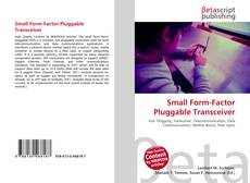 Bookcover of Small Form-Factor Pluggable Transceiver