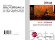 Couverture de Third - Worldism
