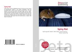 Bookcover of Spiny Rat