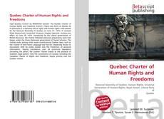 Borítókép a  Quebec Charter of Human Rights and Freedoms - hoz