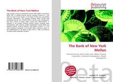 Buchcover von The Bank of New York Mellon