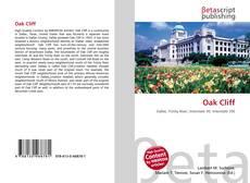 Bookcover of Oak Cliff