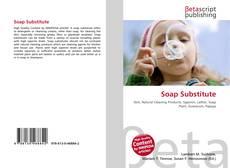 Portada del libro de Soap Substitute