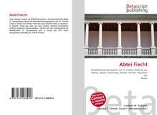 Buchcover von Abtei Fiecht
