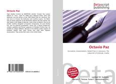 Octavio Paz的封面