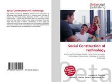 Обложка Social Construction of Technology