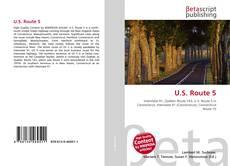 Bookcover of U.S. Route 5