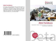 Bookcover of Abtei Fontdouce