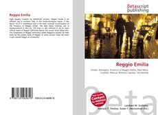 Bookcover of Reggio Emilia