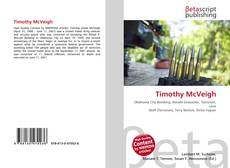 Bookcover of Timothy McVeigh