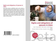 Bookcover of Rights and obligations of spouses in Islam