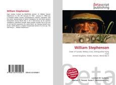 Bookcover of William Stephenson