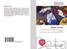 Night Terror kitap kapağı