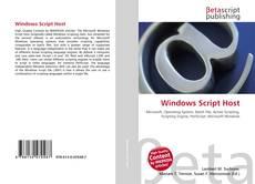 Bookcover of Windows Script Host