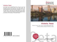 Bookcover of Victoria, Texas