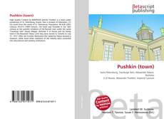 Bookcover of Pushkin (town)