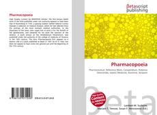 Borítókép a  Pharmacopoeia - hoz