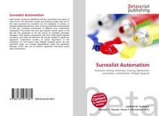 Обложка Surrealist Automatism