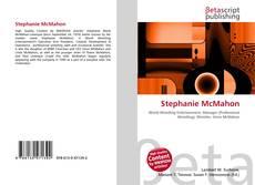 Bookcover of Stephanie McMahon