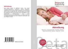 Capa do livro de Abtreibung