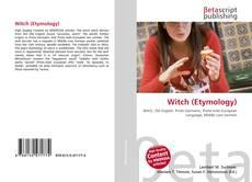 Borítókép a  Witch (Etymology) - hoz