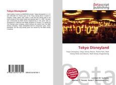 Portada del libro de Tokyo Disneyland