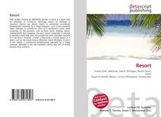 Bookcover of Resort