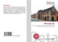 Buchcover von Abtreppung