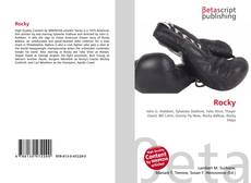 Bookcover of Rocky
