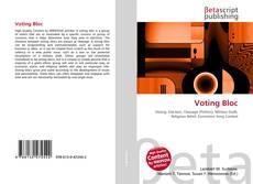 Bookcover of Voting Bloc