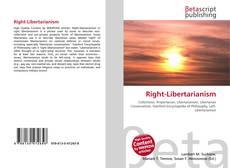 Copertina di Right-Libertarianism