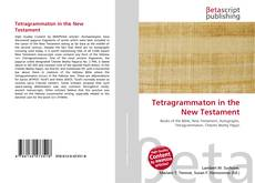 Copertina di Tetragrammaton in the New Testament