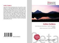 Capa do livro de Valles Caldera