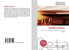 Bookcover of Paddle Steamer