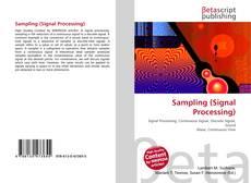Обложка Sampling (Signal Processing)