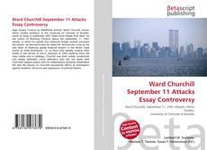 Обложка Ward Churchill September 11 Attacks Essay Controversy