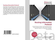 Couverture de Routing Information Protocol