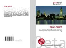Bookcover of Royal Assent
