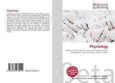 Bookcover of Physiology