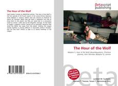 Capa do livro de The Hour of the Wolf