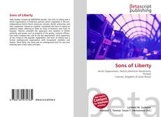 Bookcover of Sons of Liberty