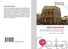 Portada del libro de Abtei Marienfeld